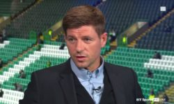 Odds Slashed on Steven Gerrard Becoming the New Rangers Manager
