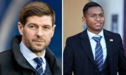 Rangers fans will love what Steven Gerrard said about Alfredo Morelos