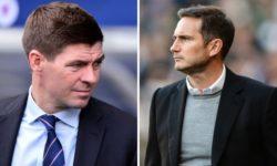 Rangers transfer hijack ON as Steven Gerrard contacts Derby boss Frank Lampard over deal