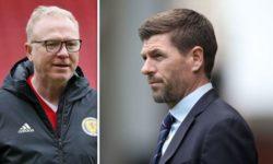 Rangers hero Alex McLeish drops verdict on ONE decision from Ibrox boss Steven Gerrard