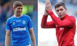 Rangers boss Steven Gerrard opens up on Ibrox appearance in Liverpool Legends match
