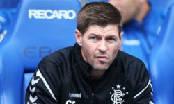 Steven Gerrard reveals he could PLAY for Rangers this weekend - but there's a twist