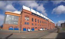 Rangers ordered by UEFA to close section of Ibrox for Legia Warsaw tie after 'racist behaviour'